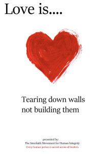 Tearing down walls not building them - Copy