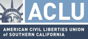 ACLU of Souther California logo