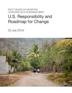 Root Causes Honduras 2019 Report